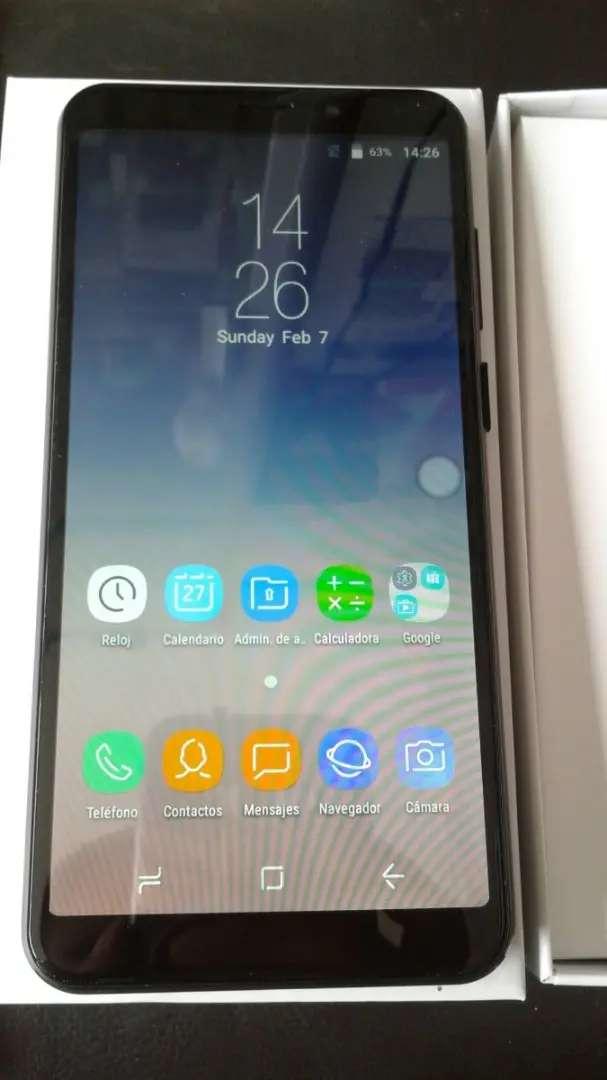 Vendo Samsung A9 2018 Negro 0