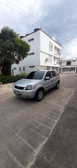 Vendo ford ecosport 2006 sincronica 4x2.