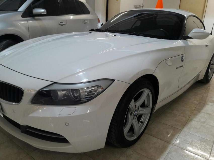 Bmw Z4 2012 3.0 si convertible. impecable!! 0