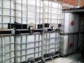 Isotanques 1000 Litros