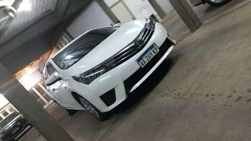 Corolla xli 2016 0