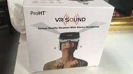 Virtual reality headset. NUEVO