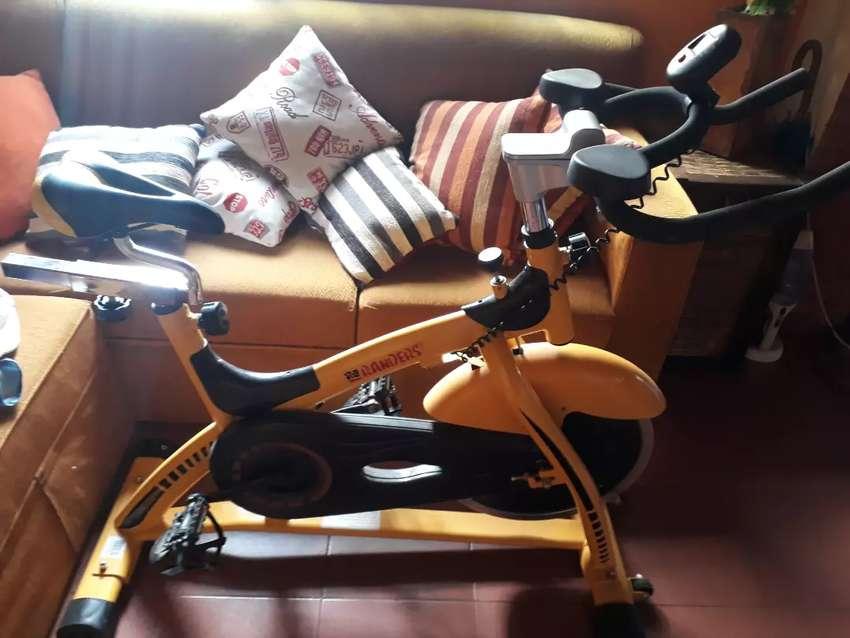 Bicicleta fija spinning randers xp 1000 0