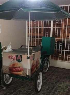 Vendo foodbike / negocio muy rentable
