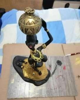 Africana cerámica