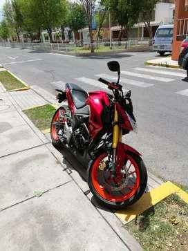 Moto Honda CB190R 2018 5500 kl.