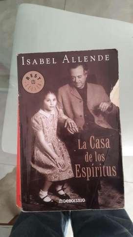 La Casa De Los Espiritus Isabel Allende