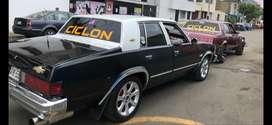 Chevrolet Malibu clásico