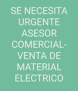 VENDEDOR- MATERIAL ELECTRICO
