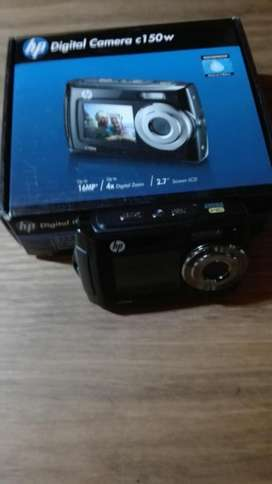 Vdo Camara Digital Hp C 150 W