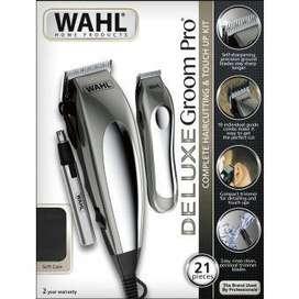 Gratis Envio Kit Wahl Home Delux Groom Pro 21 Piezas W 7930536