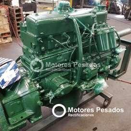 Motor Mercedes Benz 1114 / OM 352 Rectificado con garantía