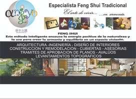 FENG SHUI Mejora tu vida personal-profesional-negocios