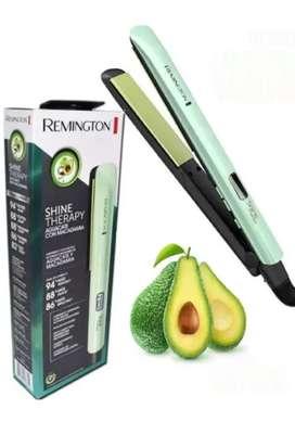 Plancha Remington Aguacate y Macadamia 100% Original