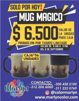 Mug mágico