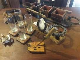 Set de picadas artesanal