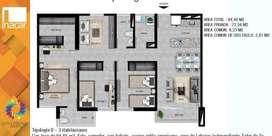 Cedo Apartamento Reserva San Lorenzo