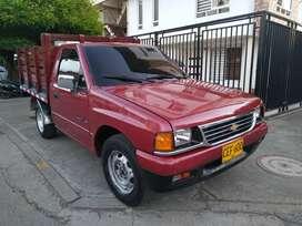 Chevrolet luv 1600 estacas 1996 con aire espectacular