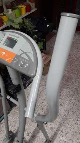 Maquina Escalador Eliptico Athletic Exteme 1000 Reforzado PARA PESO