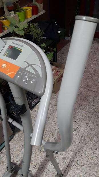 Maquina Escalador Eliptico Athletic Exteme 1000 Reforzado PARA PESO 0