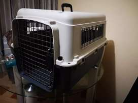 Kennel Transportador  L70 Gris