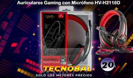 Auricular gaming
