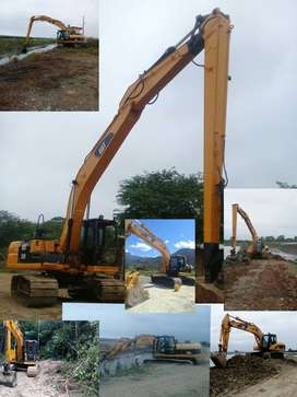 Vendo excavadora 312L