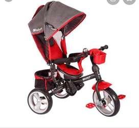 Triciclo ebaby rojo