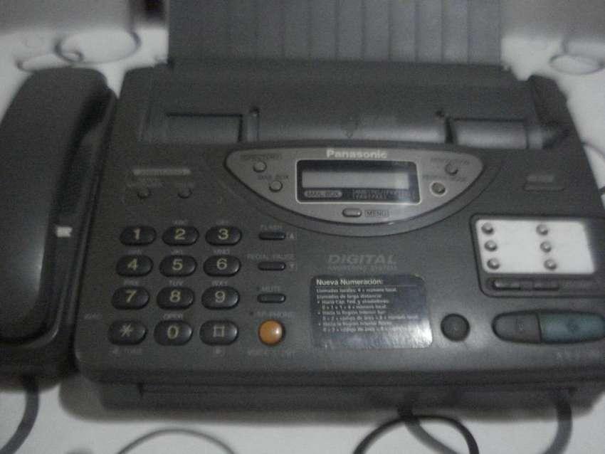 Fax Panasonic Kx F700 Papel Termico Funcionando Buen Estado