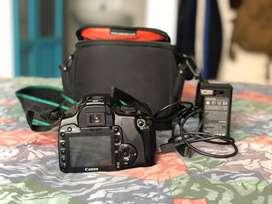 Vendo Canon Eos Xti Reflex