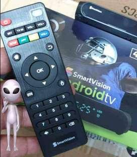Convierte tu TV tradicional en un Smart TV por medio de este dispositivo