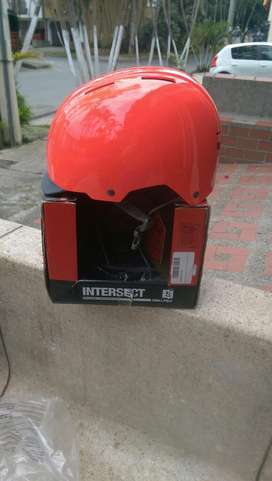 PROMOCION Casco Bell Intersent Talla S rojo