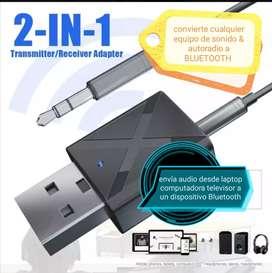 Transmisor y receptor de Bluetooth 5.0