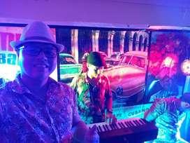 Grupo cubano , grupo de música variada para diciembre