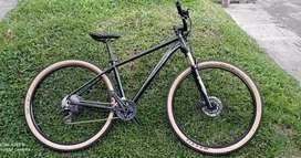 Bicicleta de montaña gw hawk