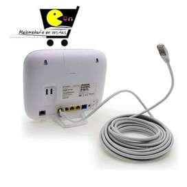 Cable Red Internet  10 Metros Rj45 Categoria 5