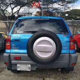 Toyota Rav4 2002 Unico Dueño