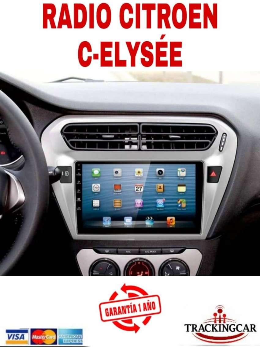 Radio Androide para Citroen C-Elysee. Envío a nivel nacional 0