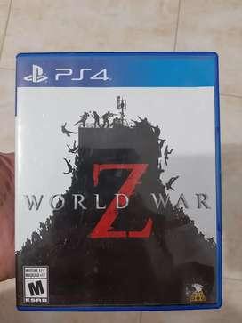World war z - ps4 - PlayStation 4