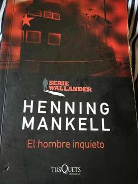 El Hombre Inquieto, Mankell