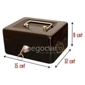 Caja Fuerte Menor Tipo Cofre Lamina Calibre 14 Disponible para entrega Inmediata