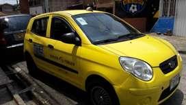 taxi kia picanto morning