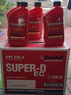 Remato aceite sintético