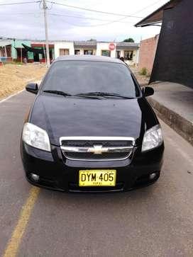 Chevrolet Aveo Emotion Modelo 2010