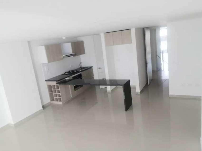 Conjunto Residencial Nio, Apartamento nuevo para Arriendo con un area de 103 m² pisos ceremica .. 0