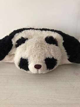 Almohada oso panda