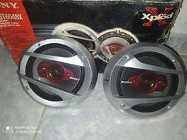Vendo speakers carro Sony xplod XS-GT6048X 300W