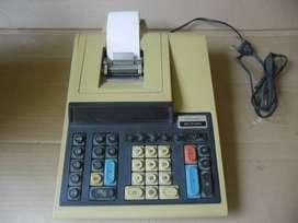 calculadora impresora de escritorio