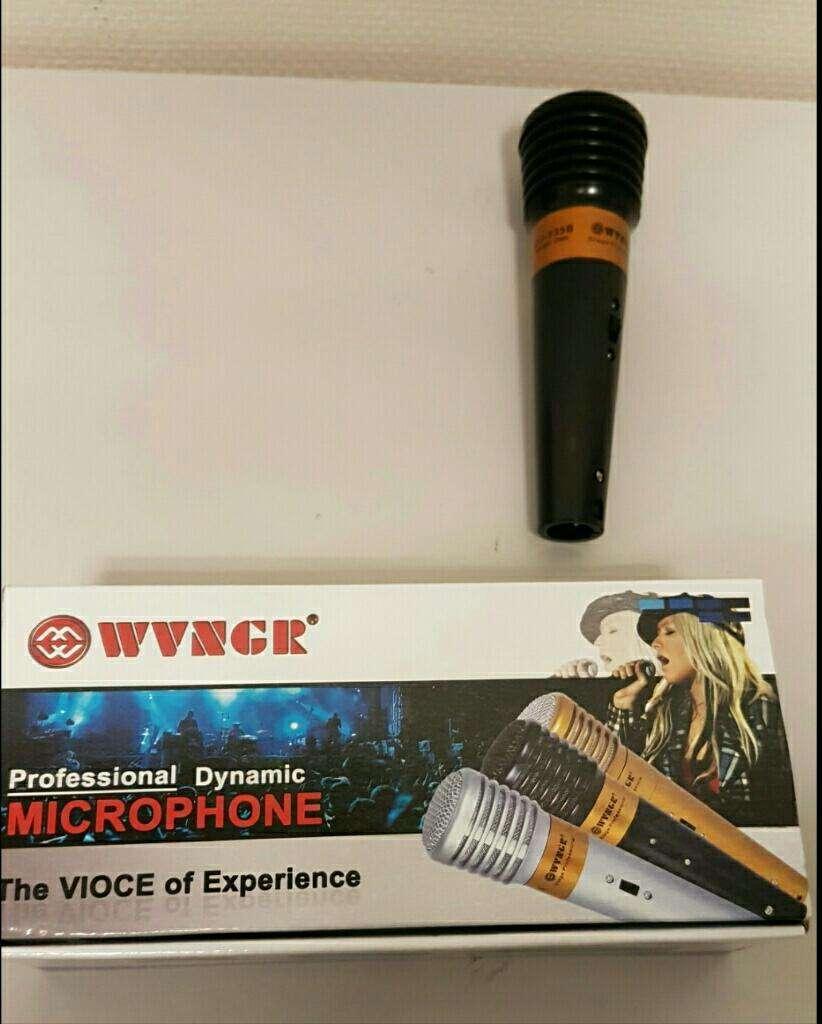 Microfono Ideal Karaoke 0