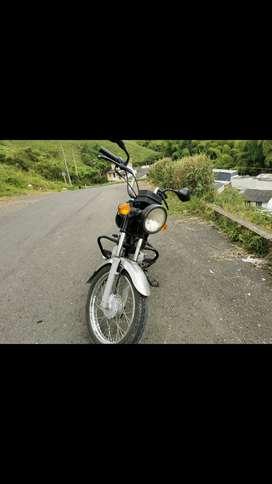 Moto con papeles hasta el 2022
